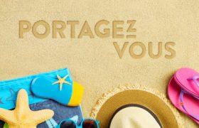 Bientôt le départ en vacances ou déjà en vacances : pensez Portage Salarial !