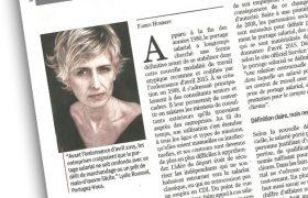 Portage salarial : Lydie Roussel intervient dans le nouvel Economiste