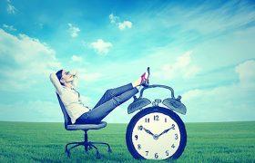 Portage Salarial et Gestion du temps