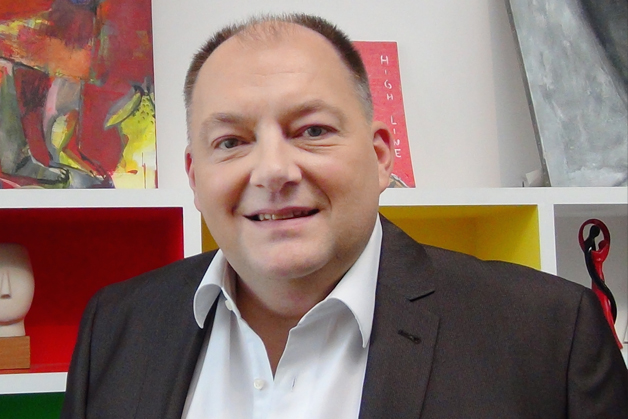 Philippe Vincent porté désormais entrepreneur