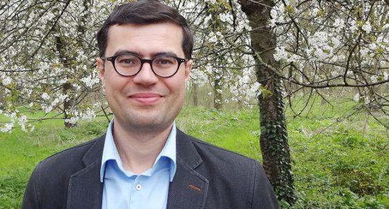 Thomas Hervouet-Kasmi directeur de projets de systèmes d'information