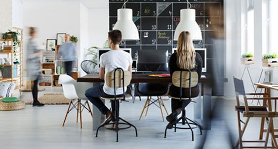 Portage salarial et coworking