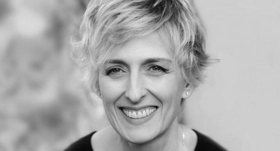 Lydie Roussel, présidente de Portagez-vous