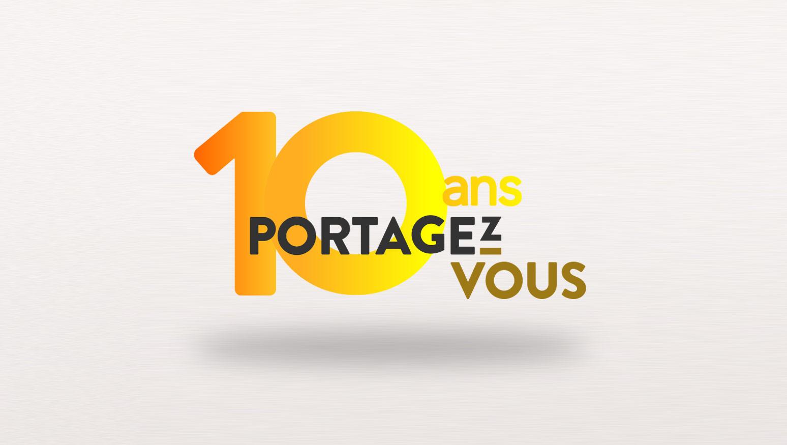 10 ans de Portage salarial Paris pour Portagez-vous