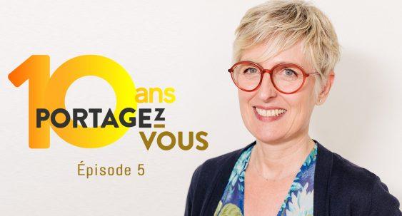Lydie Roussel parle du PEOS : Syndicat des Professionnels de l'Emploi en Portage Salarial