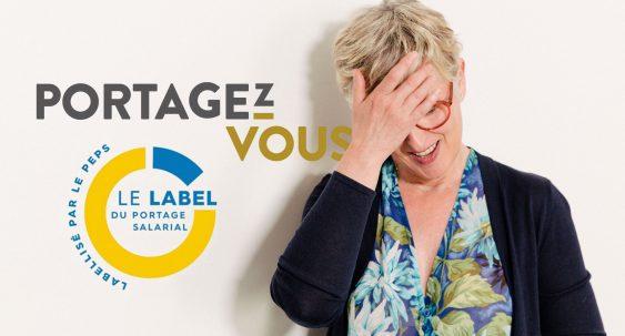 Portagez-vouys prelmière sociérté de Portage salarial labellisée